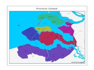 Zeeland  by Annette Roordink
