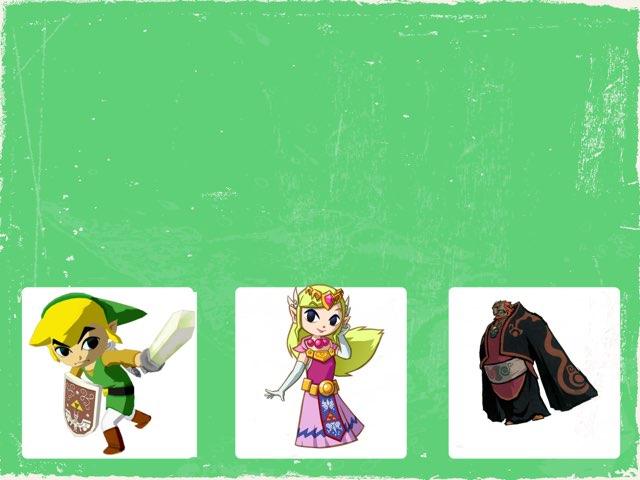 Zelda by Ann nizi