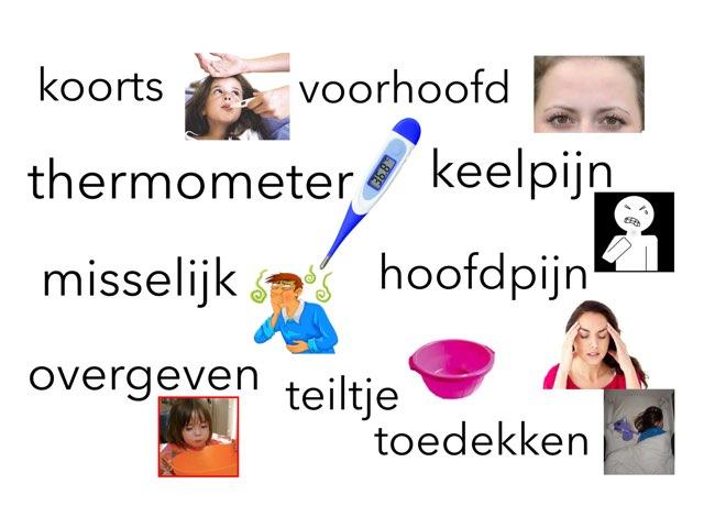 Ziek by Miranda Dijkstra