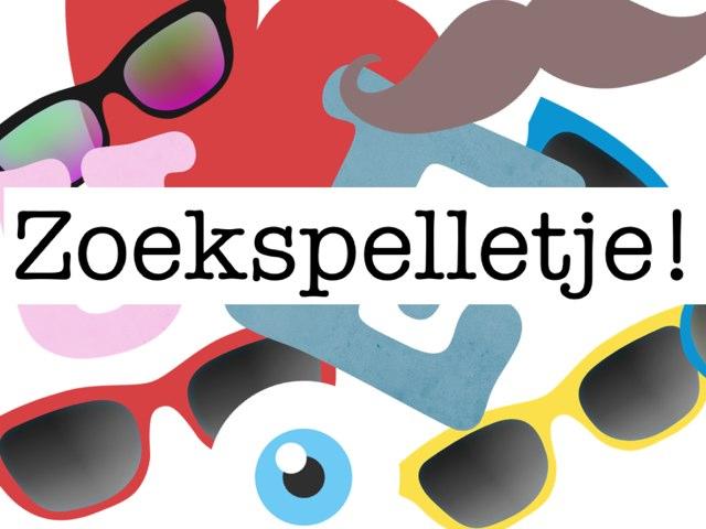 Zoekspelletje! by Nikki Stiefel