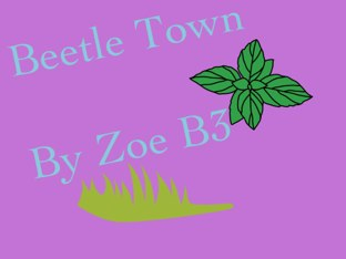 Zoe's Beetle Project by Vv Henneberg