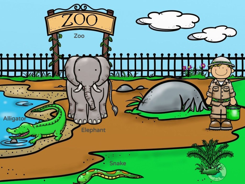 Zoophonics by pattywoodencox
