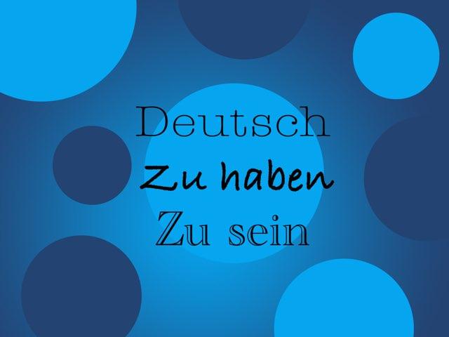 Zu Haben/Zu Sein by Maria Grunske