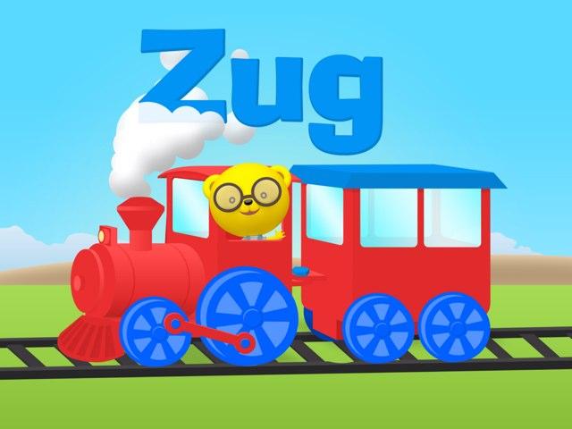 Zug Bauen Mit Eddy by Tiny Tap