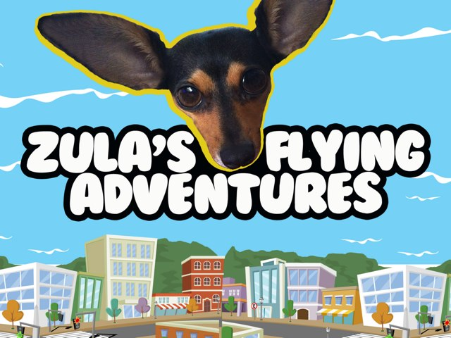 Zula's Flying Adventures by Tiny Tap