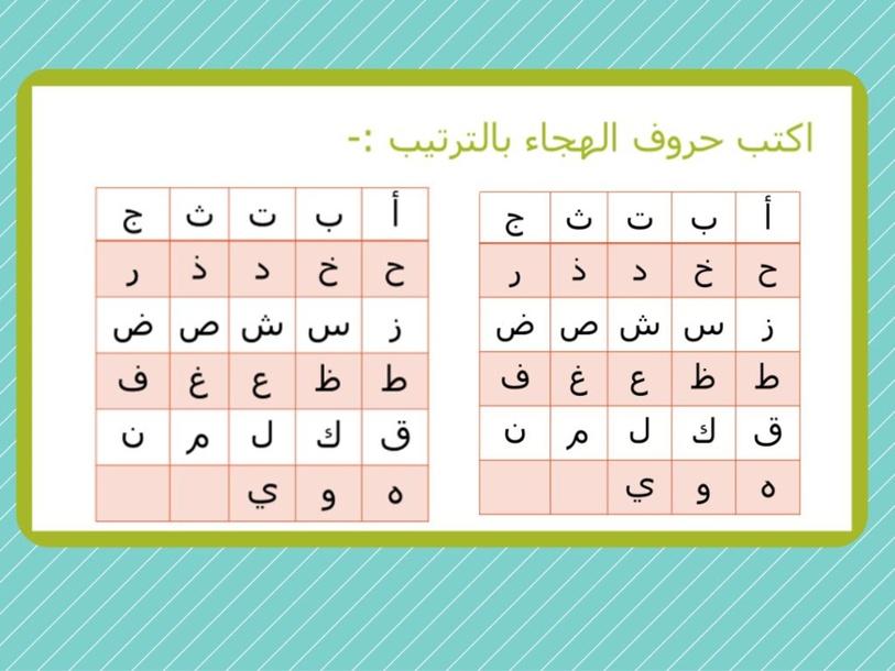 مراجعة 2 by laila alzaabi