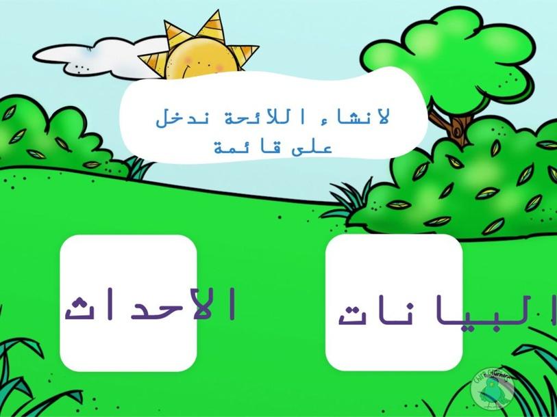 اللائحة by teacher abeer