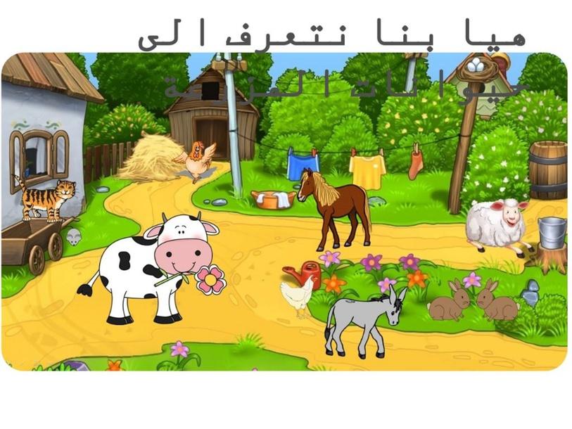 الخروف by nahida khaleel