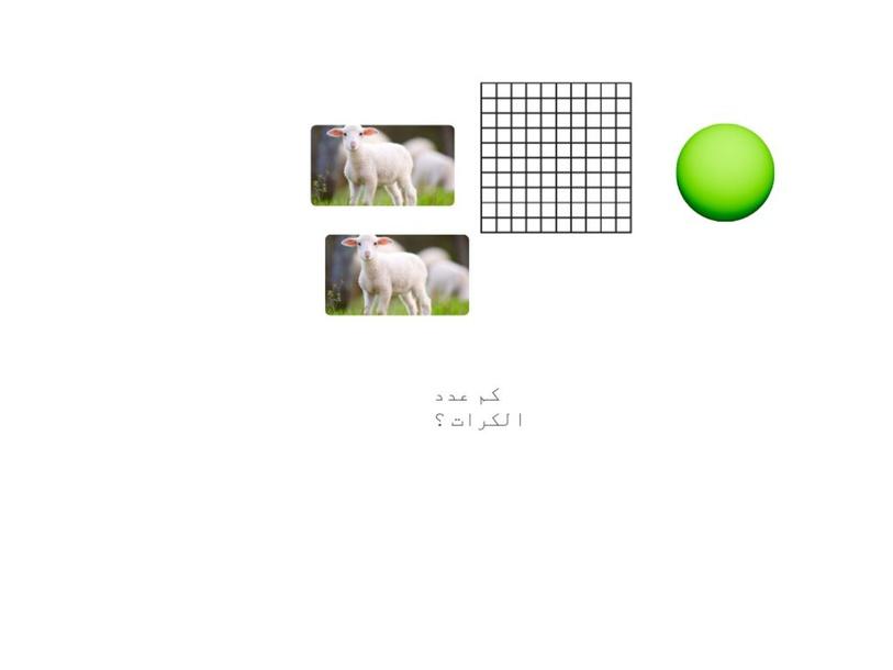 الاعداد by نوال الشهري