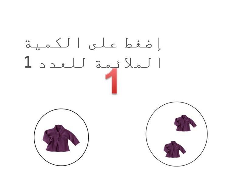 العدد والكمية by asma ajaj