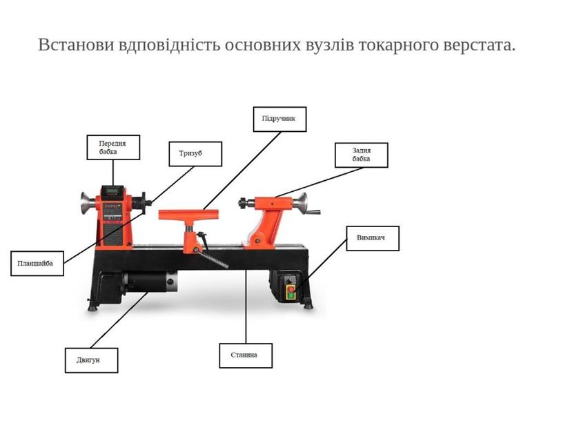 Токарний верстат by Вячеслав Прокопчук