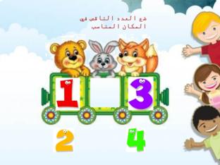 تسلسل الأعداد by תהאני ח'טיב