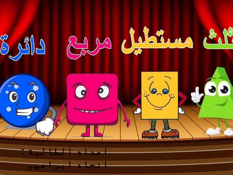 الاشكال الهندسية by anjad ibrahem