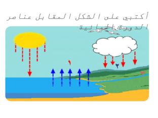 الدورة المائية by Amal Al-shaili
