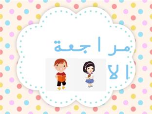 مراجعة الاعداد من 1 الى 7 by hadeel kaissi