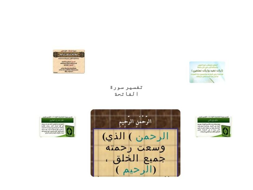 اختر تفسير الاية  by Raed Qatanani