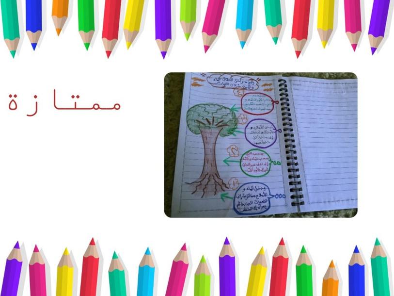 عمليات الحياة في النبات by مستورة الزهراني