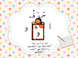 حَرْفُ الواو - شادن أبو حنّا by Shaden Abu Hanna