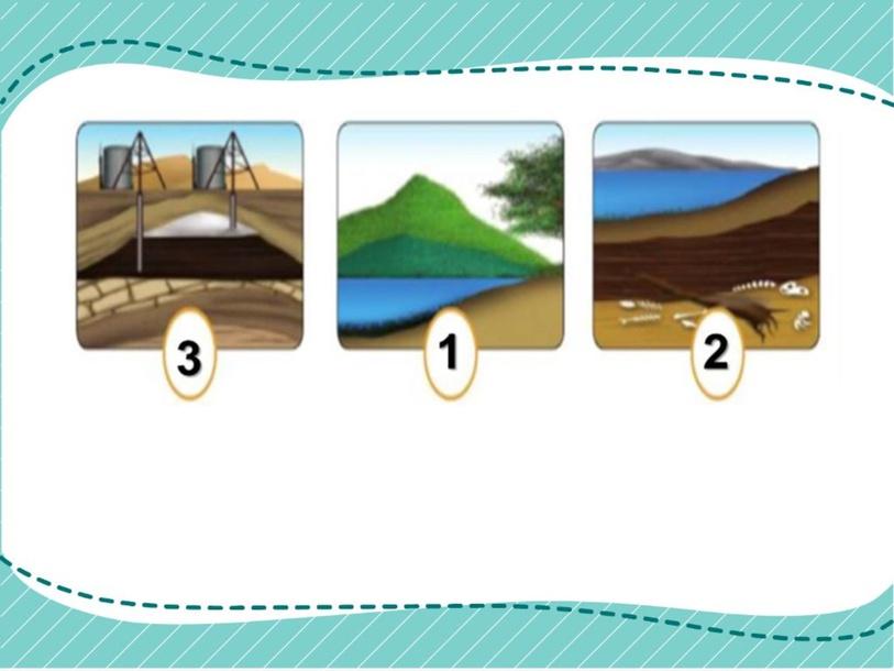 لعبة ترتيب مراحل تكون النفط by جوجو العصفور