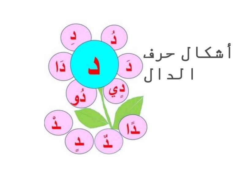 لعبة حرف د by Hanan Ibrahim