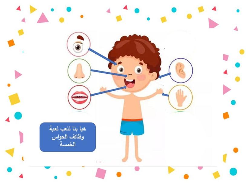 وظائف الحواس الخمسة by Mariem Saleem