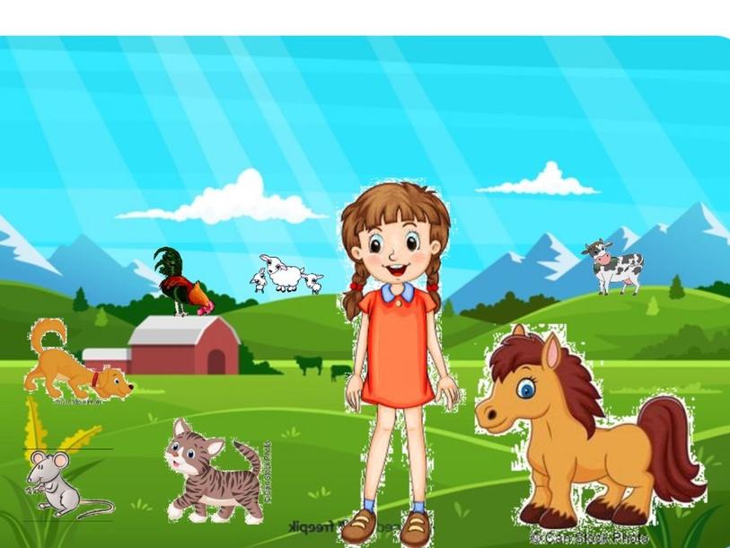משחקים בחווה by Efrat Levy