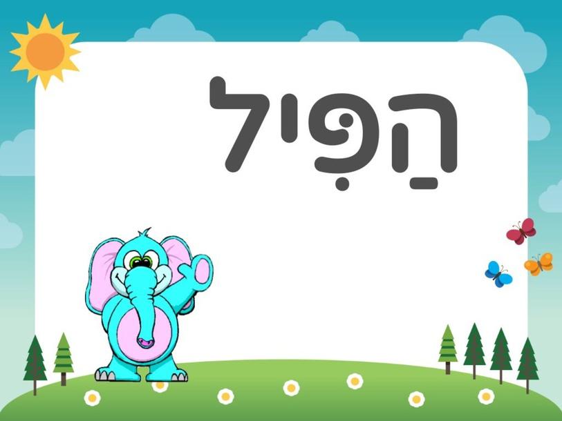 הַפִּיל by חן מרדכי