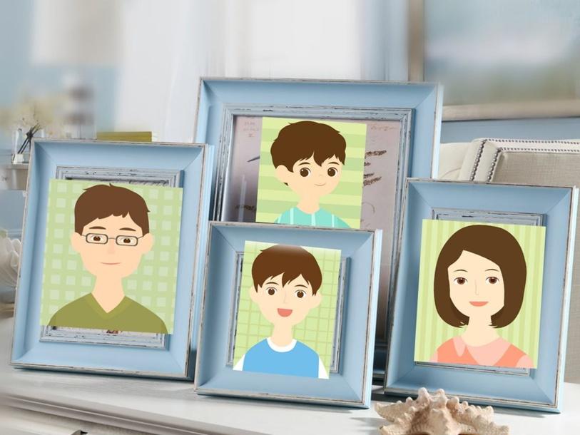 找找家人在哪里? by Yu-Wen Wang