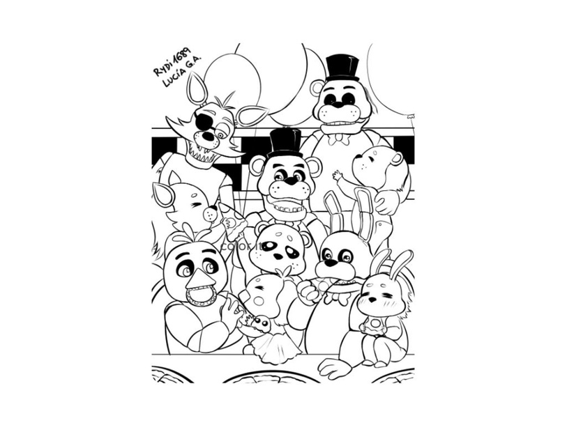 afton family by Callahan Friend