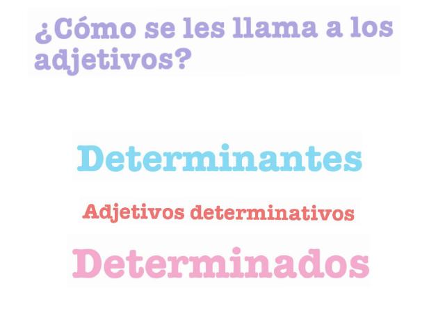 adjetivos by Alicia Martinez