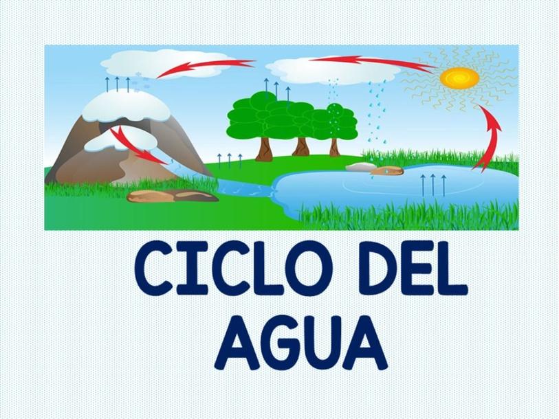 ciclo del agua ( pau y akex) by Valentina Castro