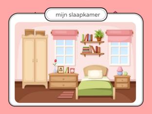 de slaapkamer by Chloë Vanthuyne