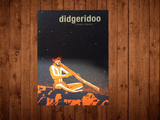 #devinincos Didgeridoo  by Ecole Puimichel