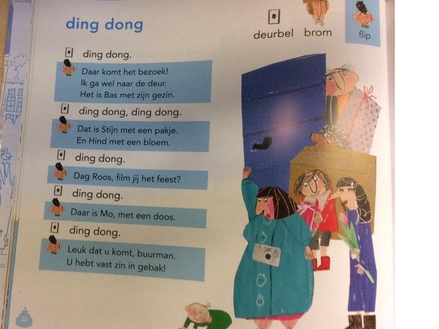 ding dong by Jacomijn Jansen