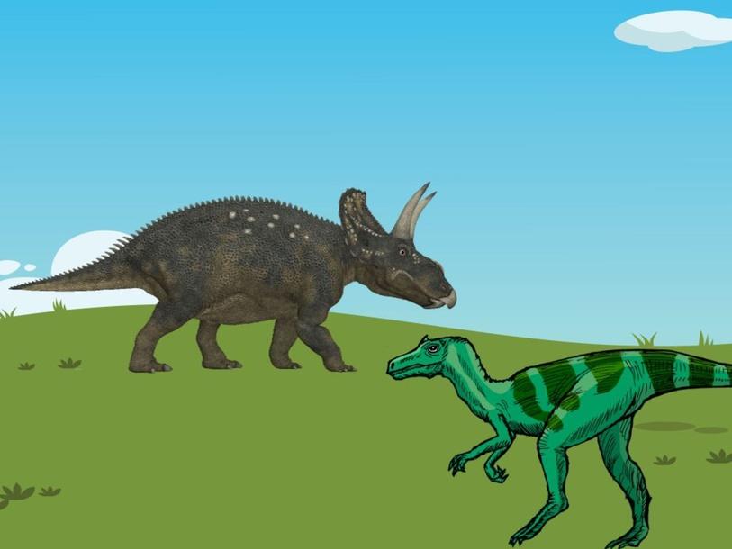 dinosaurios by Andrea Paredes Muñoz