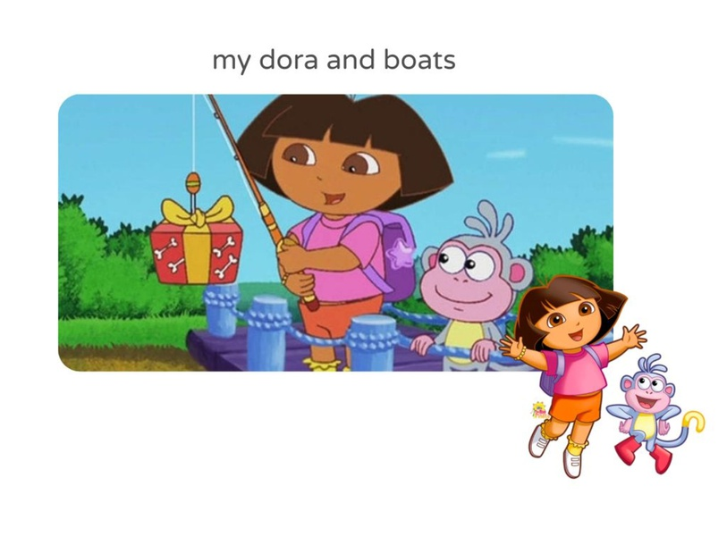 dora and boats game by Brittany Mendez