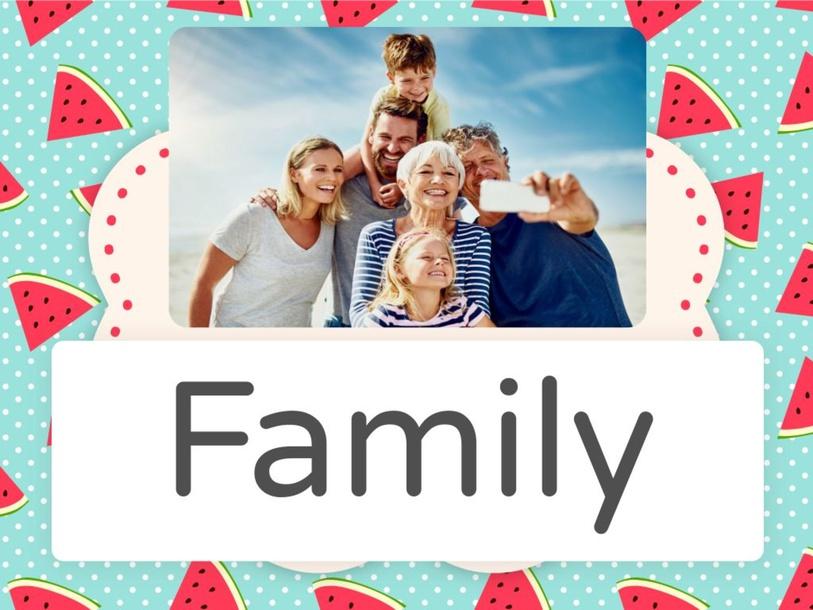 family by Sara Sri