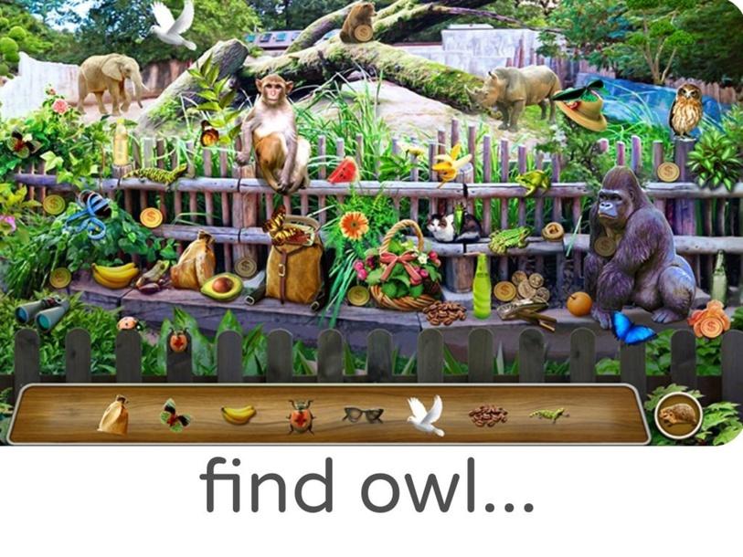 find hidden object 2 by nurul jahaya