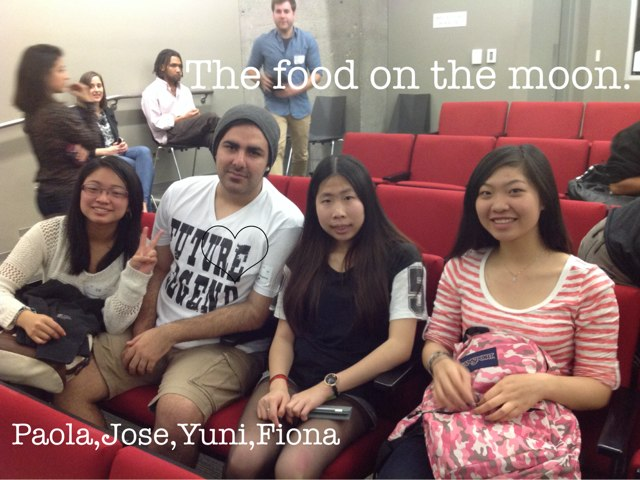 food Game by Mission High-SF