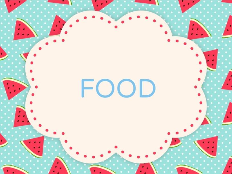 food by Laura ARANDA ARMENTA