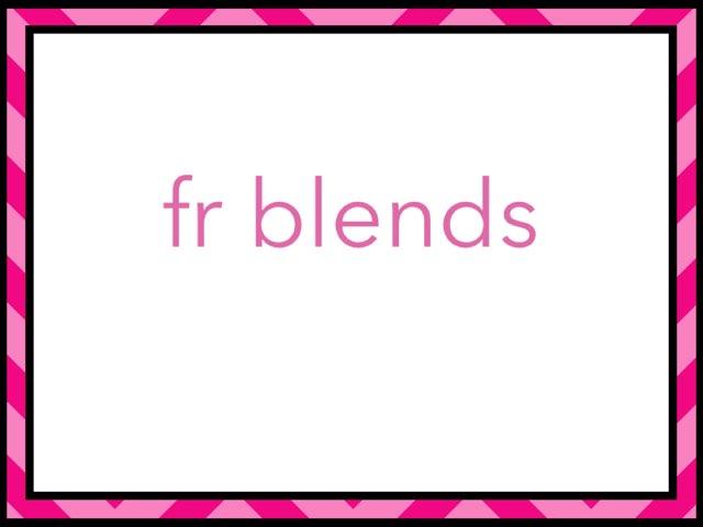 fr blends by Leslee DuPertuis