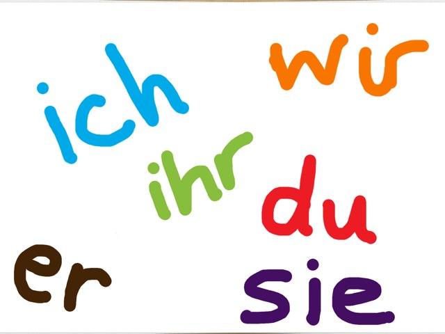 freizeit verb conjugation by Kathy Halpin