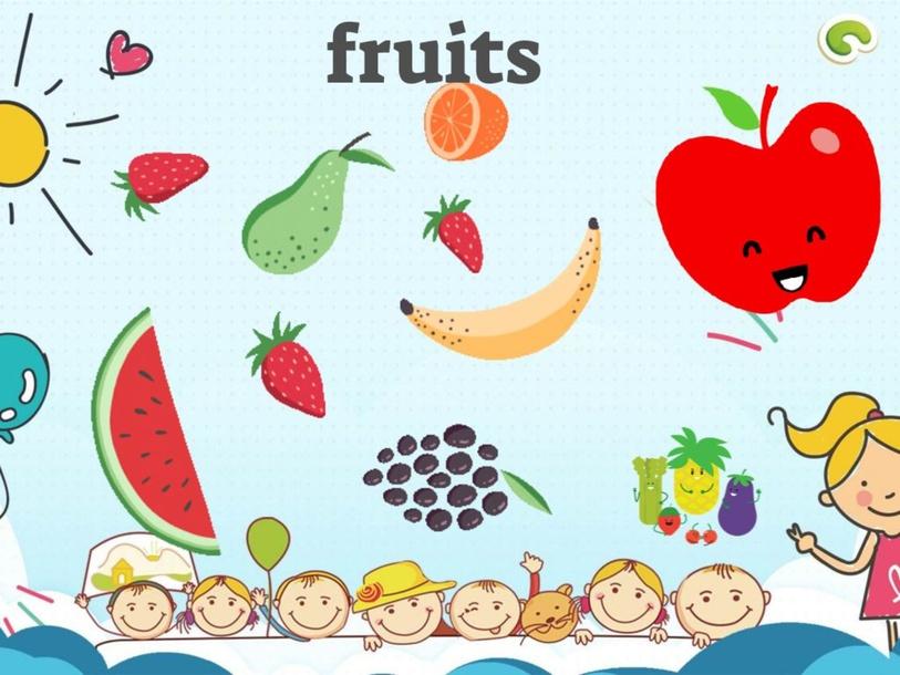 fruits- 3 years by VIR ZEG