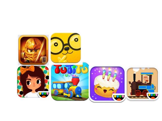 games by Abedalrzak Salah