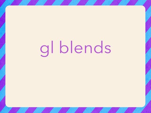 gl blends by Leslee DuPertuis
