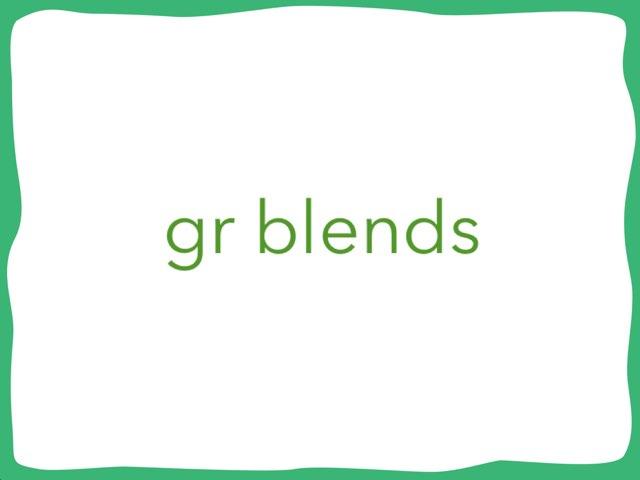 gr blends by Leslee DuPertuis