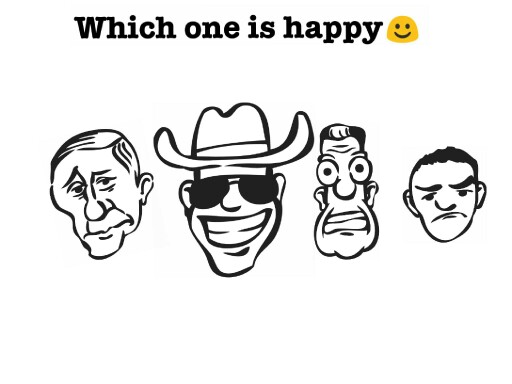 happy by carlos Velasquez