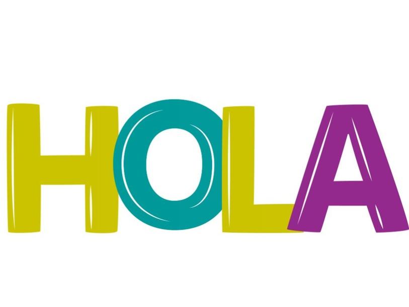 hola by Escola Joan23