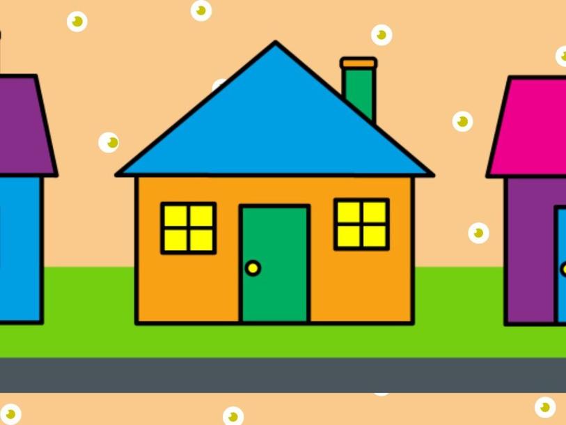 huis met vormen by TinyTap creator