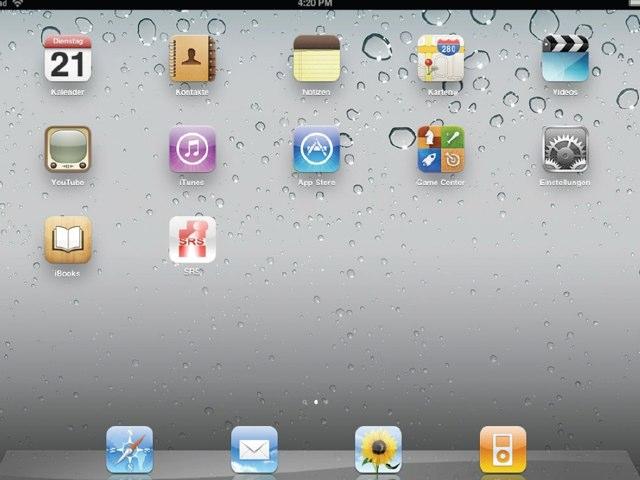 iPad  by Salah Saadi